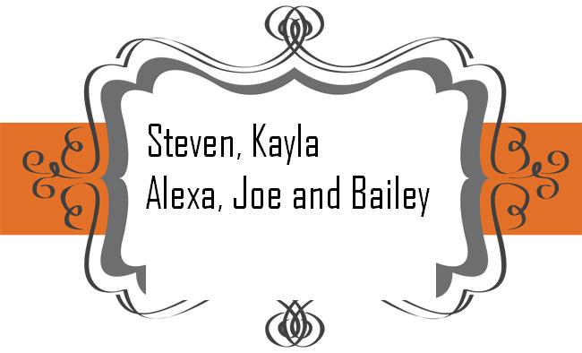 Steven and Kayla
