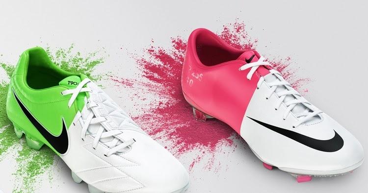 TREN GAYA REMAJA TERBARU: sepatu bola nike 2012