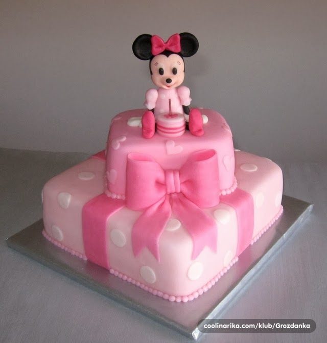 imagenes, fantasia y color: IDEAS PARA FIESTA INFANTIL MINNIE MOUSE