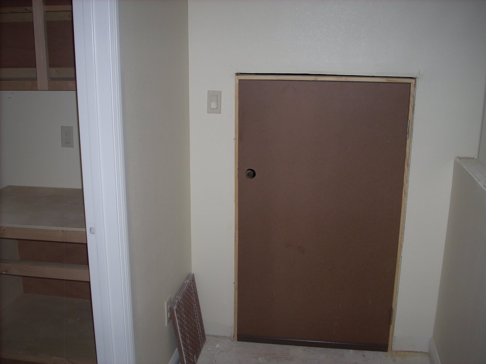 Small Access Doors : Small attic doors pictures to pin on pinterest daddy