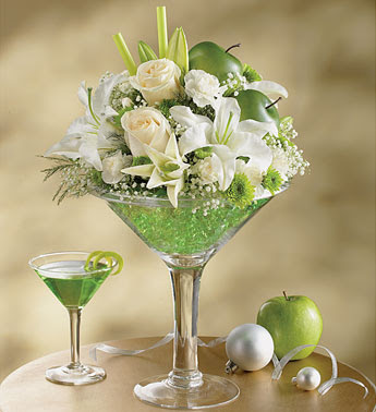 Decorations Wine Glass Martini Glass Centerpieces