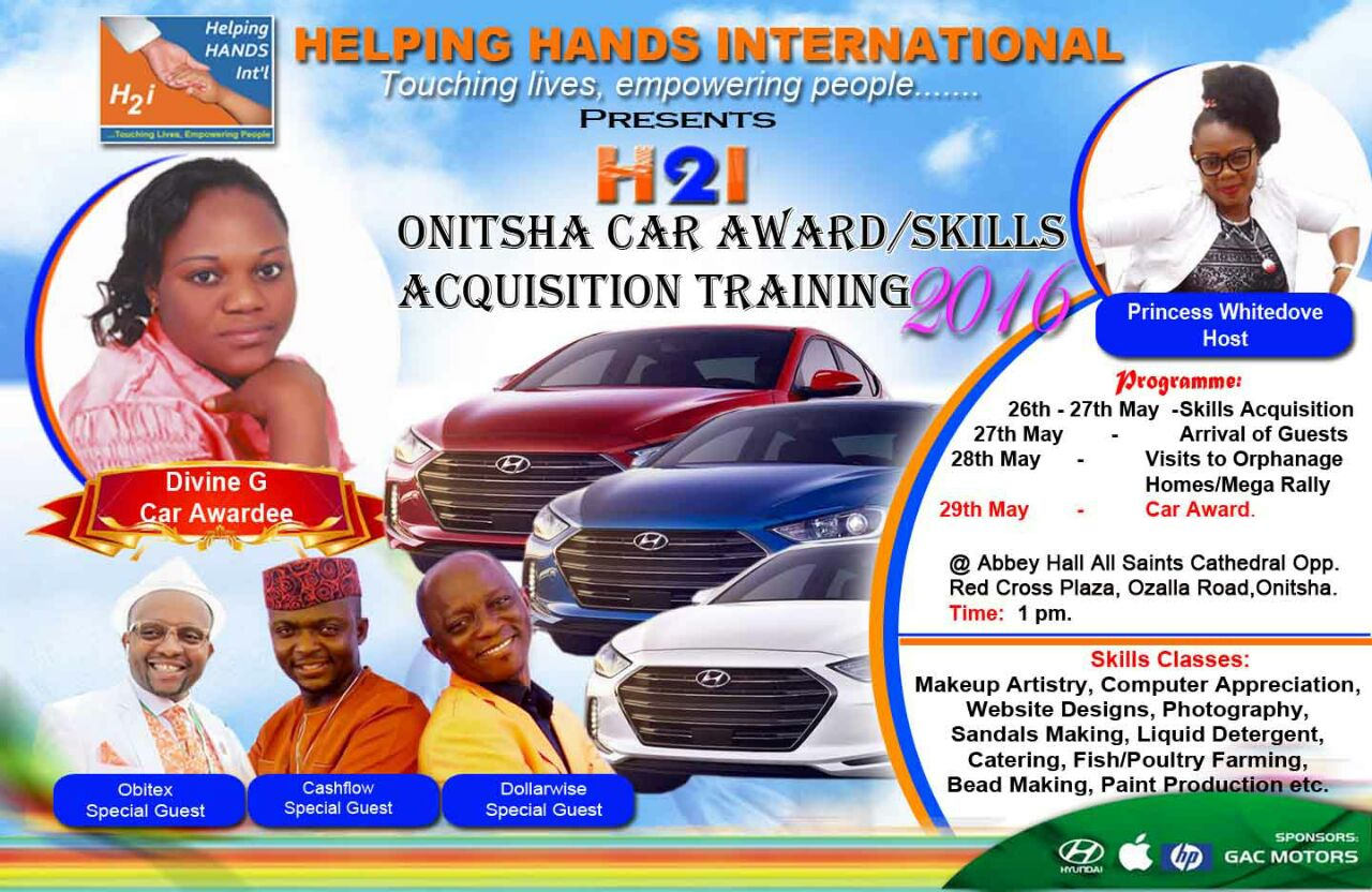 Onitsha Car Award