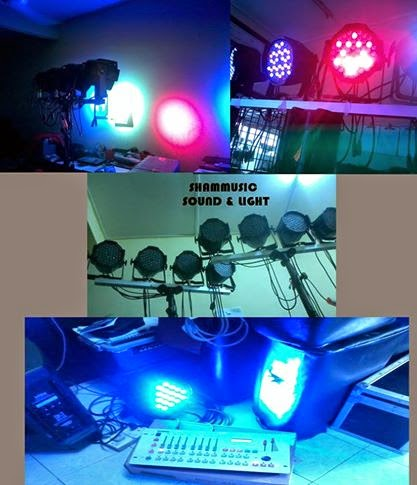 SHAMMUSIC led3W