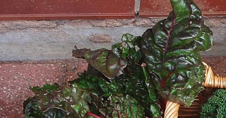 how to cook red ruby swiss chard