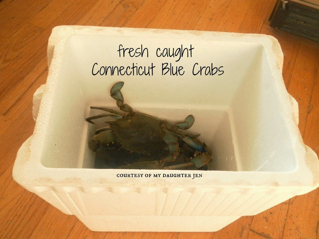 how to clean live crab
