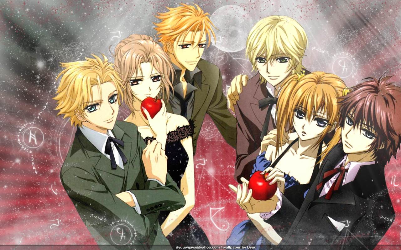 Vampire knight ヴァンパイア騎士 vanpaia naito adalah serial anime manga yang bercerita mengenai cross gakuen yang terbagi menjadi 2 kelas ya