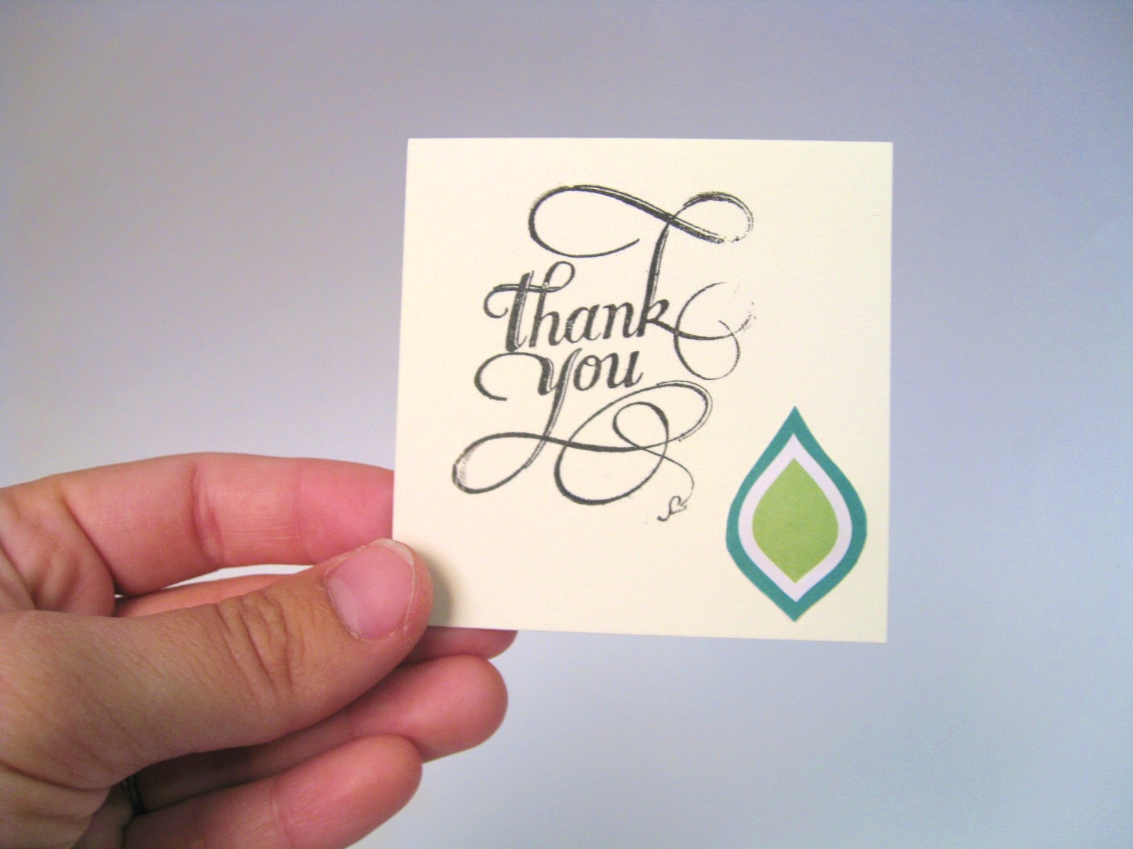 megan e sass handknits diy mini cards tutorial
