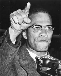Beberapa Tokoh Terkenal Yang Pernah Tertembak - Malcolm-X