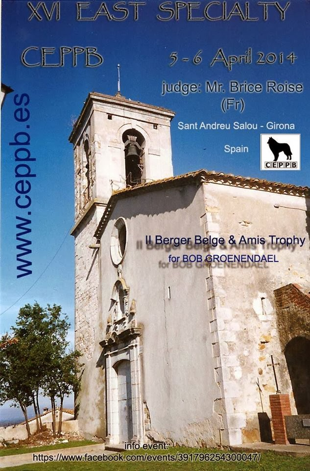 II BERGER BELGE & AMIS TROPHY