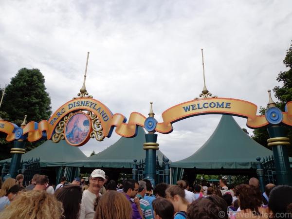Walt Disney Studios Park & Disneyland (France)