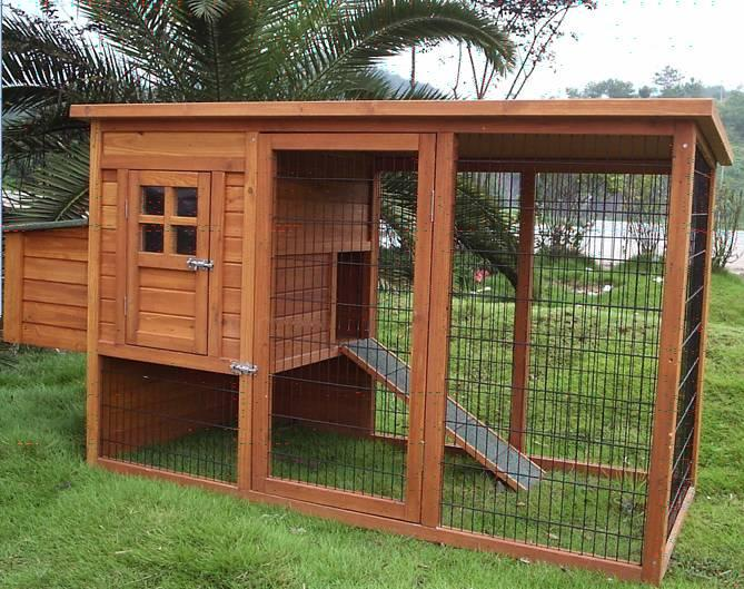 Chicken coop designs a chicken coop for Small chicken house plans