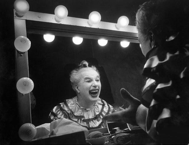 «Огни рампы», режиссёр Чарльз Чаплин