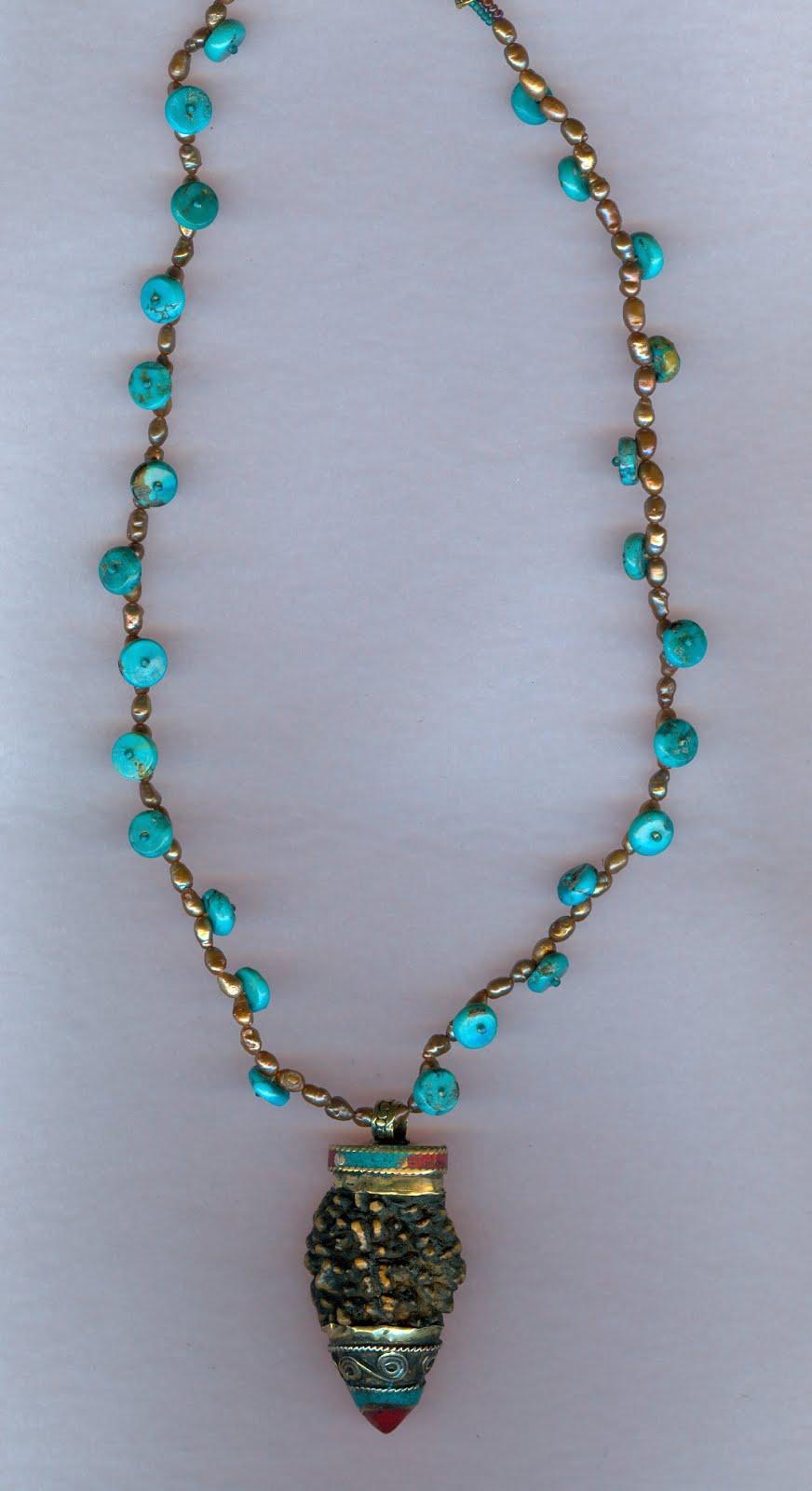 Nepali Bead necklace