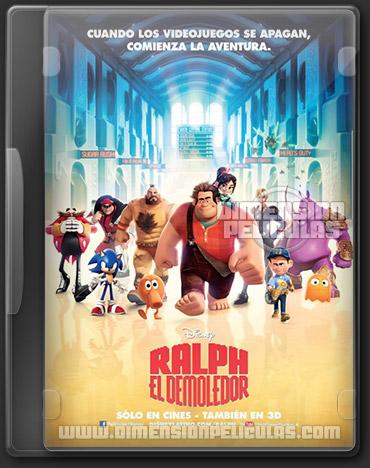 Wreck-It Ralph (DVDRip Español Latino) (2012)