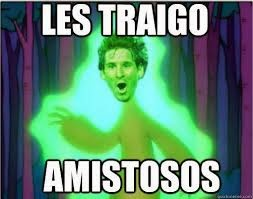 Messi - Les traigo amistosos