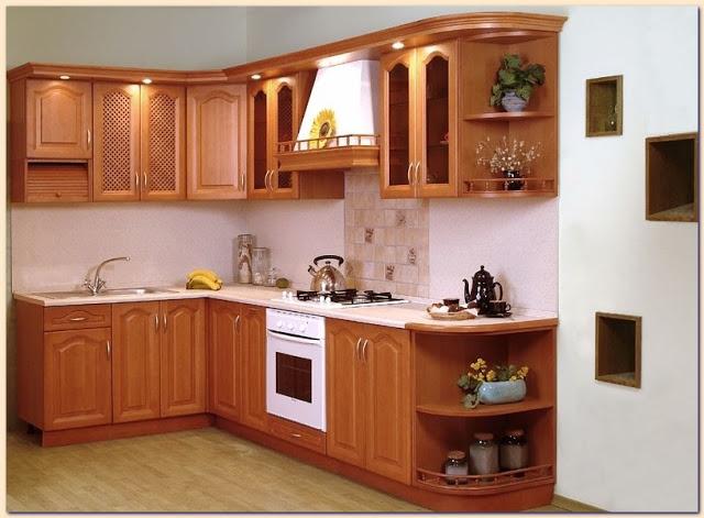 D coration petite cuisine moderne for Decoration des cuisines modernes