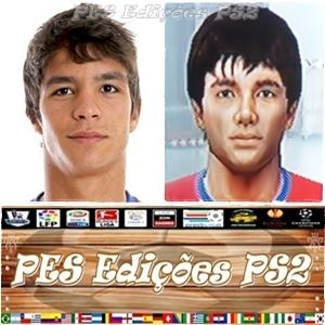Óliver Torres (Atlético de Madrid) e Espanha PES PS2