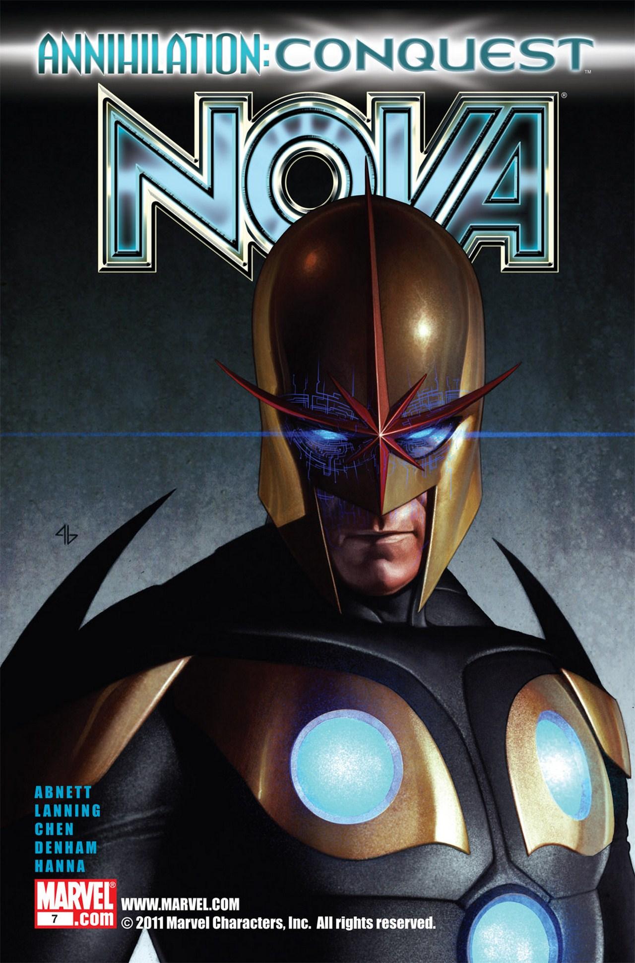 Nova (2007) issue 7 - Page 1
