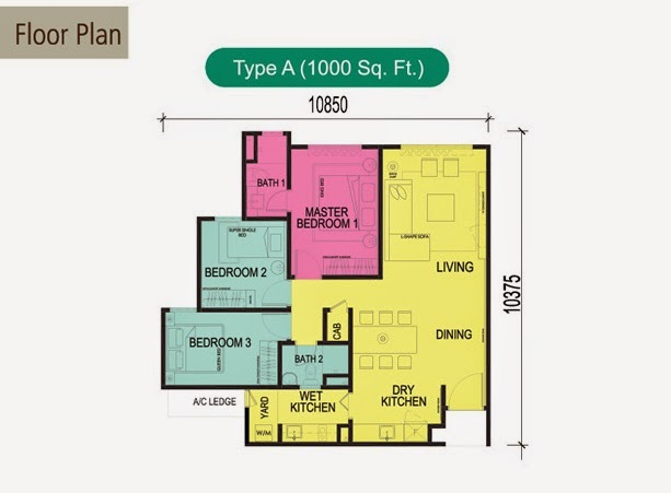 Ceria Residences Malaysiacondo