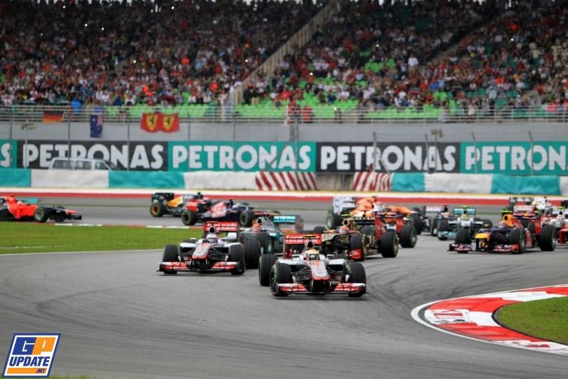 GP da Malásia de Formula 1, Sepang, em 2010 - continental-circus.blogspot.com - GP UPDATE