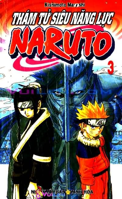 Naruto - Tập 3