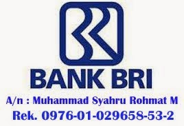 Transfer ke Bank Kami :