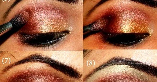 Best Indian Bridal Eye Makeup Step By Step Pictorial ...