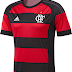 Adidas divulga nova camisa titular do Flamengo