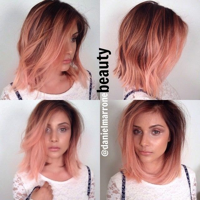 How To Make Pastel Hair Color  Brighter Sides