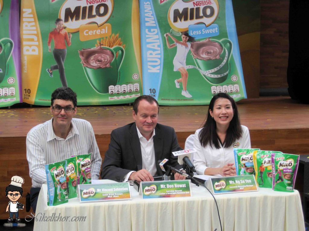 Milo Mixes Variants Launch The Square Publika Solaris Dutamas Sachet New Retails At Rm1050 For A Pack That Contains 10 Sticks Each Reconstitution Into 200ml Beverage Using Hot Water