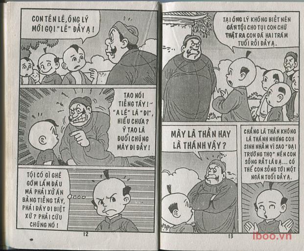 Truyện tranh Trạng Quỷnh Tập 200 trang 6