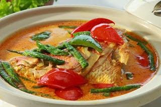 Resep Gulai Kepala Ikan Enak Mantap