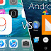 Android M vs. iOS 9: Clash of Titans
