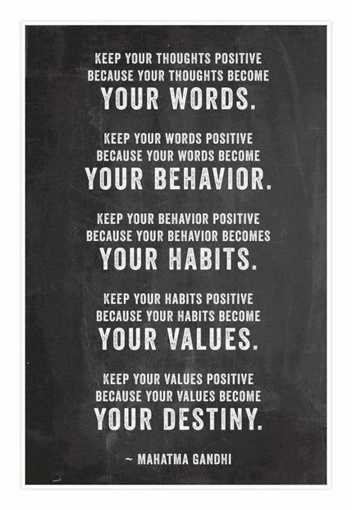 your values and the resultant behaviors To your values and vision time how much of your time do  your negative behaviors than  were the resultant outcome but there's more your.