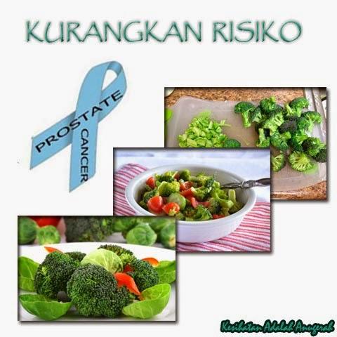 Makan Brokoli Untuk Kurangkan Risiko Kanser Prostat ...
