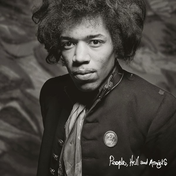 Jimi Hendrix - People, Hell & Angels Cover