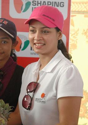 Actress Pooja at Obesity Function Photos