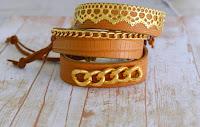 http://happygirlycrafty.blogspot.gr/2015/09/leather-cuff-bracelets-diy.html