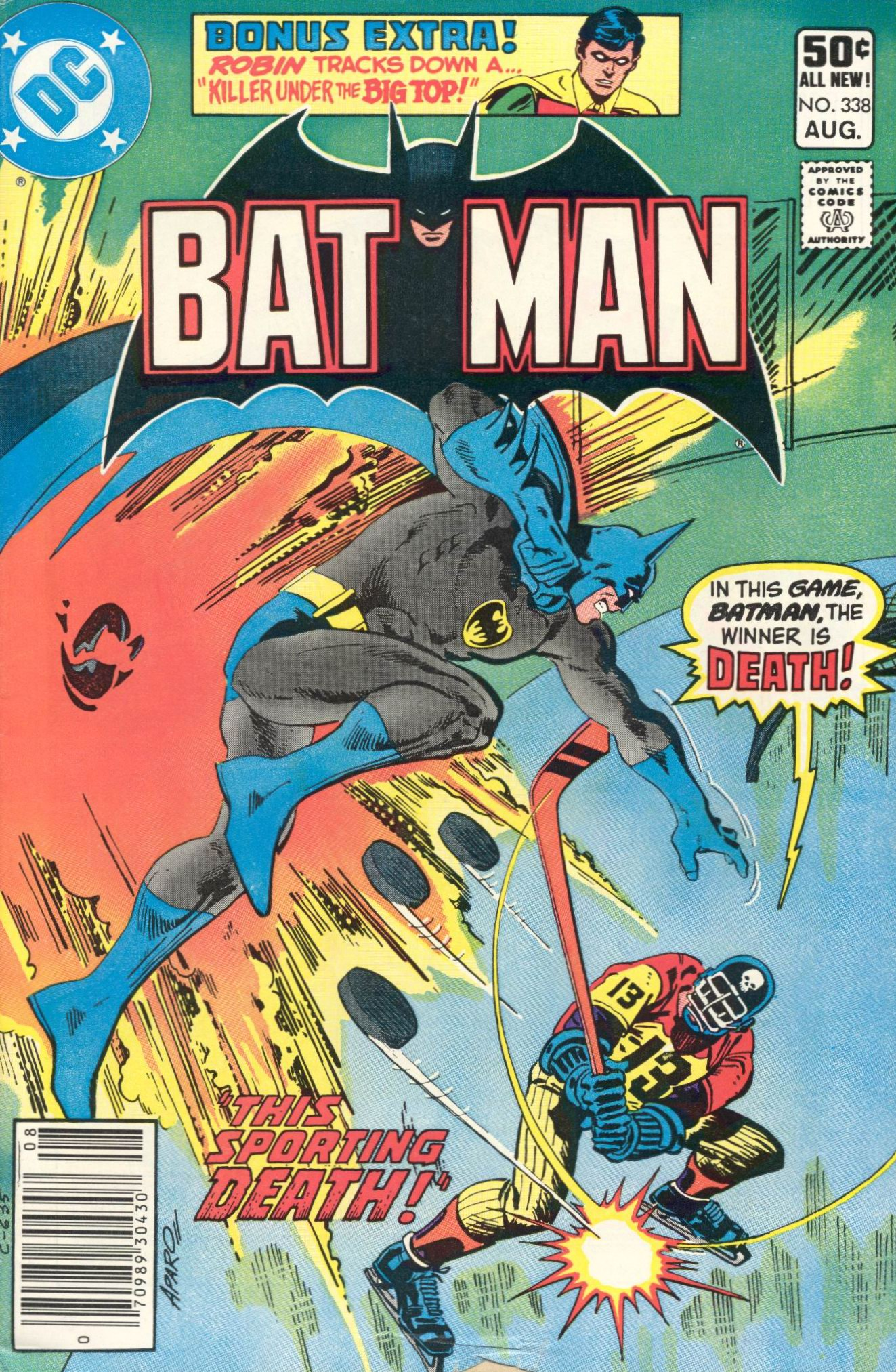 Batman (1940) 338 Page 1