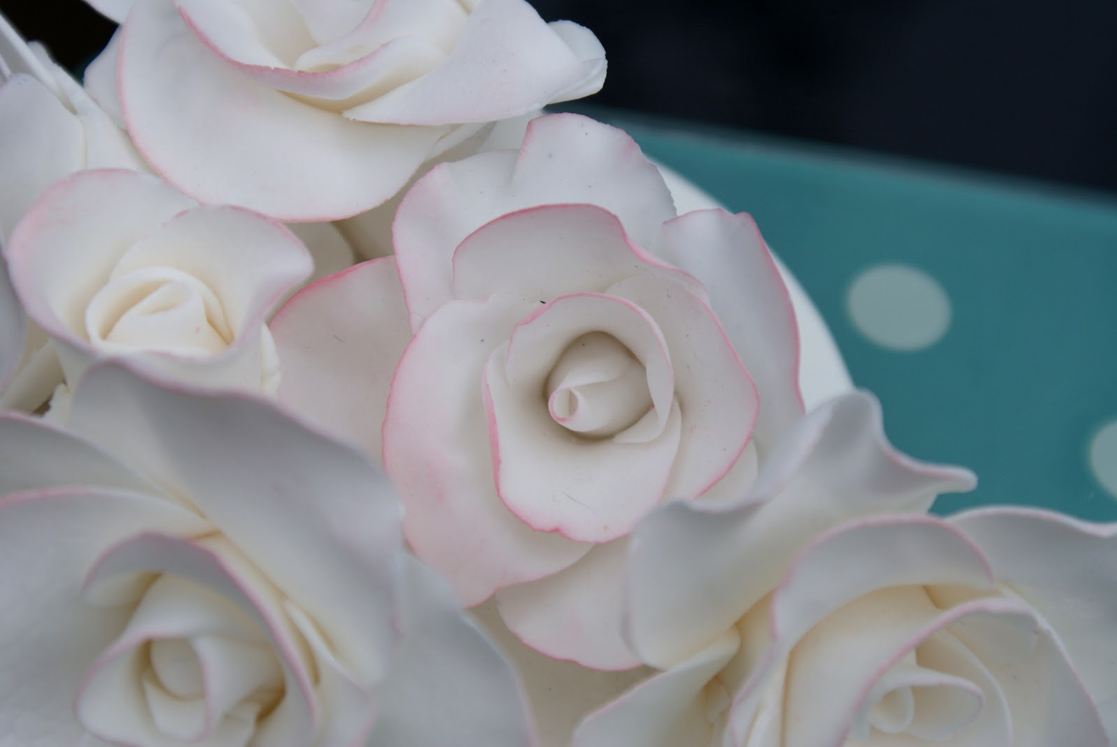 How To Make Sugar Roses Baking Recipes And Tutorials The Pink Whisk