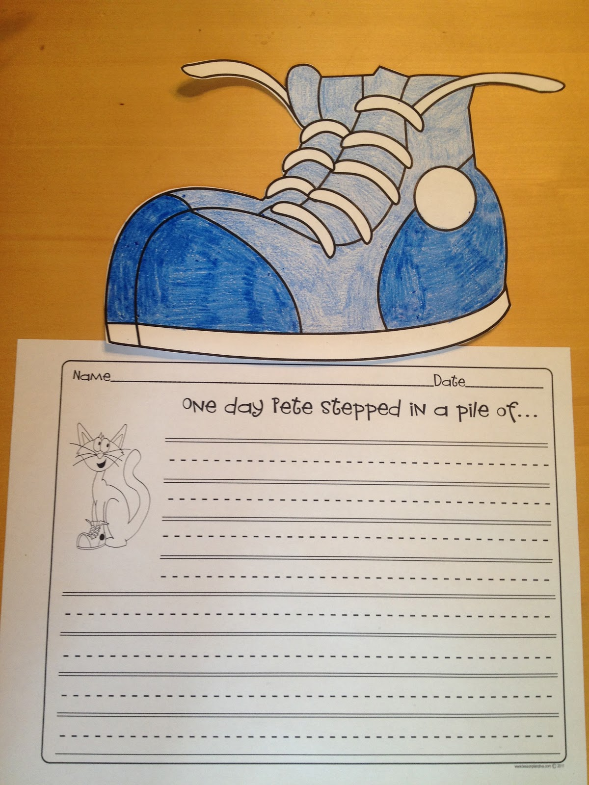 Dr. Seuss First Grade Writing Prompts