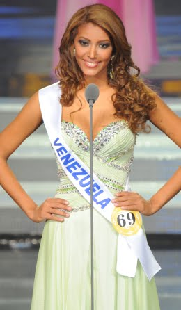 Elizabeth Mosquera,Miss Venezuela International 2009,Miss Trujilo 2009