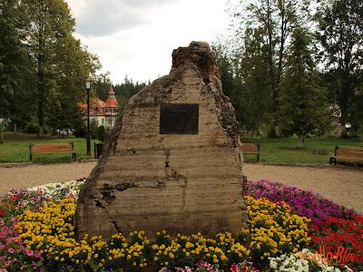 Piatra parc Borsec