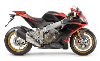 2012 Aprilia RSV4 Factory APRC sportbike