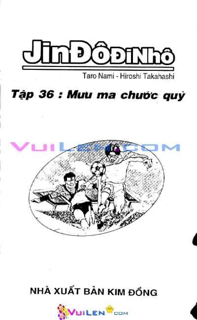 Jindodinho - Đường Dẫn Đến Khung Thành III Tập 36 page 1 Congtruyen24h