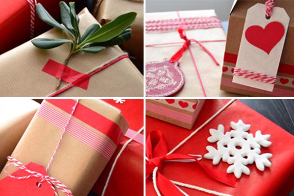 La chica de la casa de caramelo Nuestra decoracin navidea
