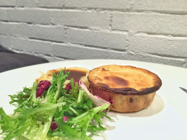 Pies & Coffee - Wagyu Beef Cheek
