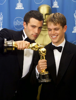 good will hunting-matt damon-ben affleck-oscar academy award