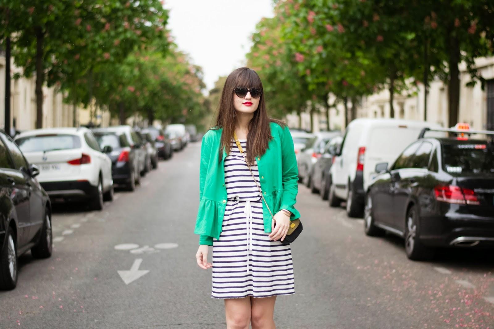 Paris chic style