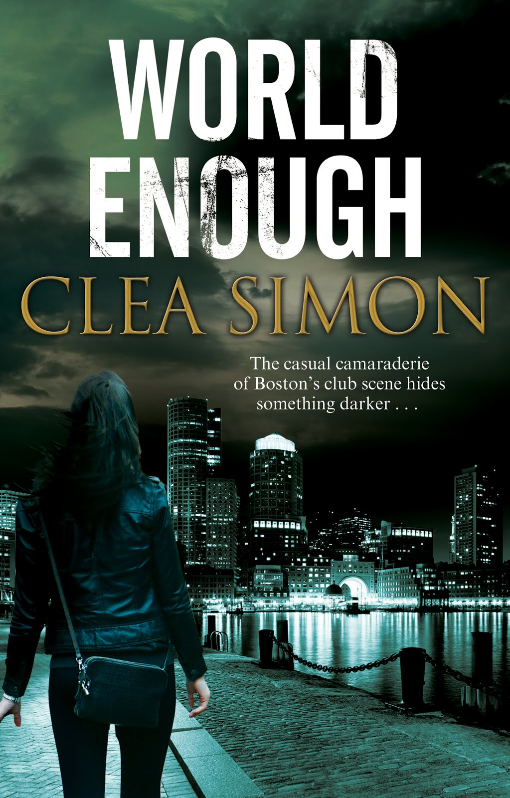 COMING SOON: WORLD ENOUGH
